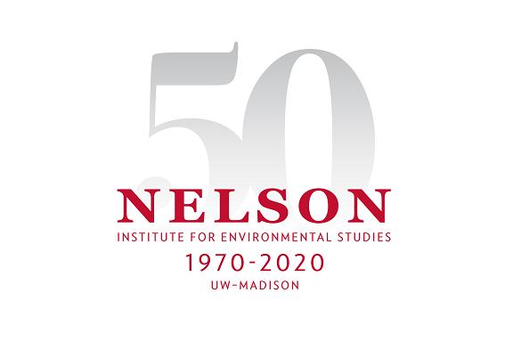 Nelson Institute 50th anniversary logo